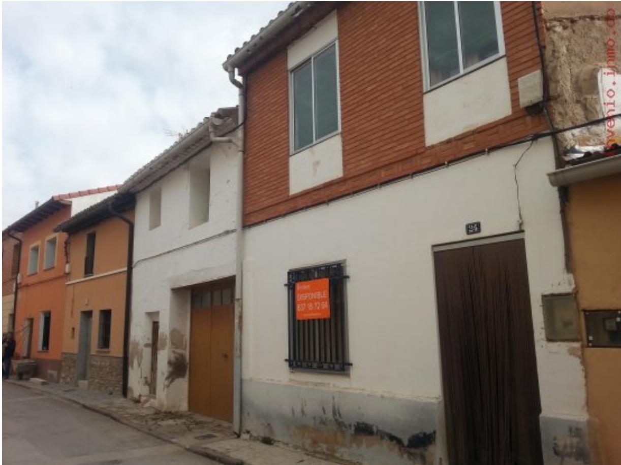 CASA EN VENTA EN STA. EULALIA (Teruel)