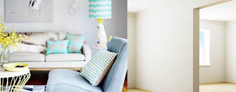 Alquilar con muebles o sin muebles