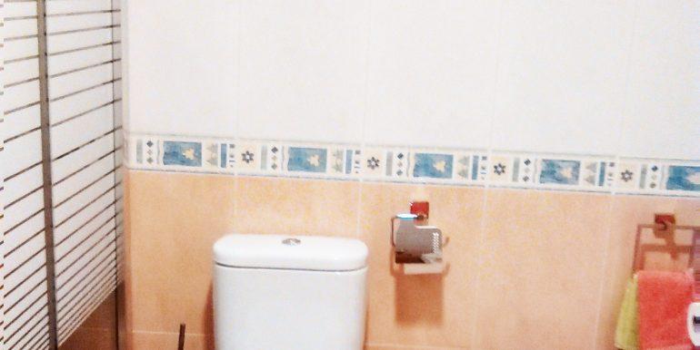 baños invitados