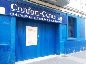 Alquiler local comercial castellón