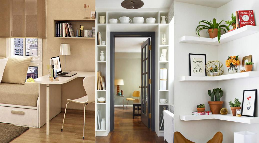 10 secretos para decorar espacios peque os invenio real for Decoracion living departamento 2 ambientes