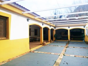 Chalet en alquiler en Espadilla